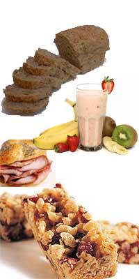 Cinco alimentos típicos das dietas, mas que podem engordar