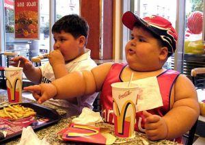 Obesidade em crianças