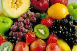 Escolha a fruta certa