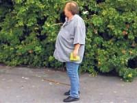 Homem emagrece 45 kg depois de se ver no Street View